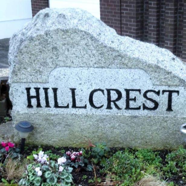Hillcrest Sign